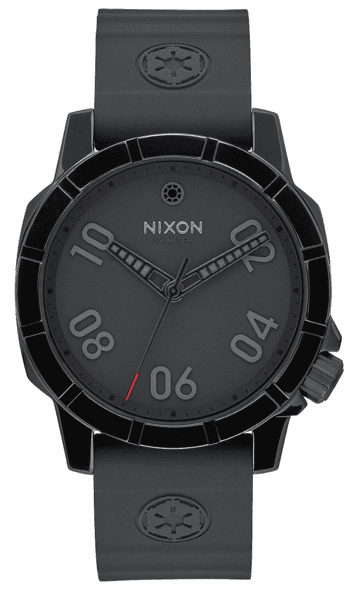 Nixon Ranger 40 Watch<br>STAR WARS x NIXON<br>Imperial Pilot Black