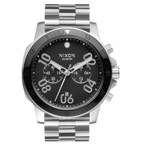 (SALE!!!) Nixon Ranger Chrono Watch<br>Black