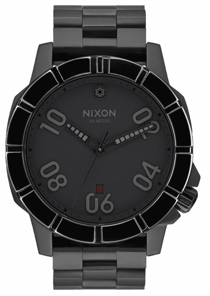 Nixon Ranger Watch<br>STAR WARS x NIXON<br>Imperial Pilot Black