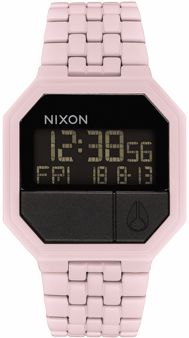 Nixon Re-Run Watch<br>All Matte Petal