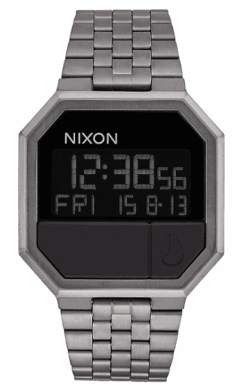 Nixon Re-Run Watch<BR>Mens