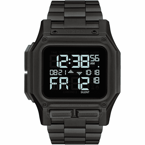 Nixon Regulus SS Watch<br>All Black