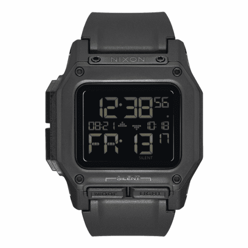 Nixon Regulus Watch<br>All Black