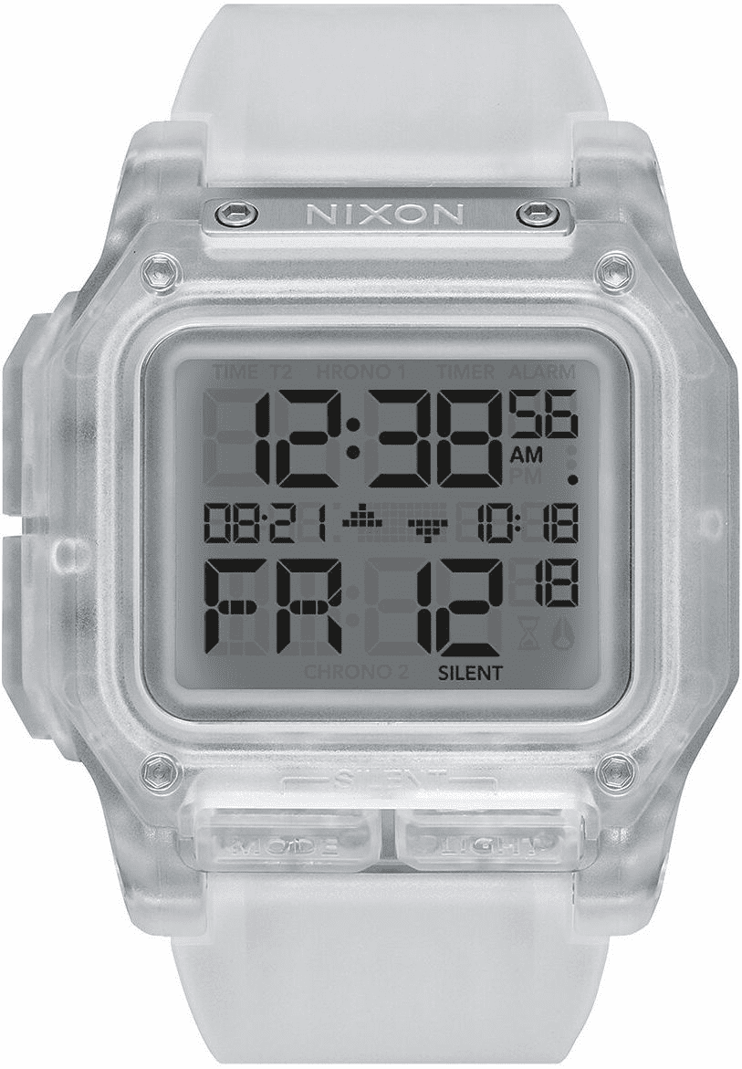 Nixon Regulus Watch<br>Clear