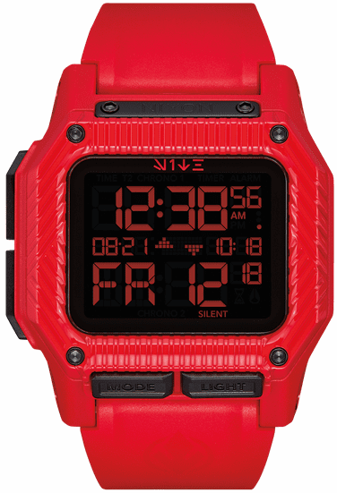 Nixon Regulus Watch<br>STAR WARS X NIXON<br>Red/Sith Trooper