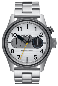 Nixon Safari Deluxe Watch<br>Men's