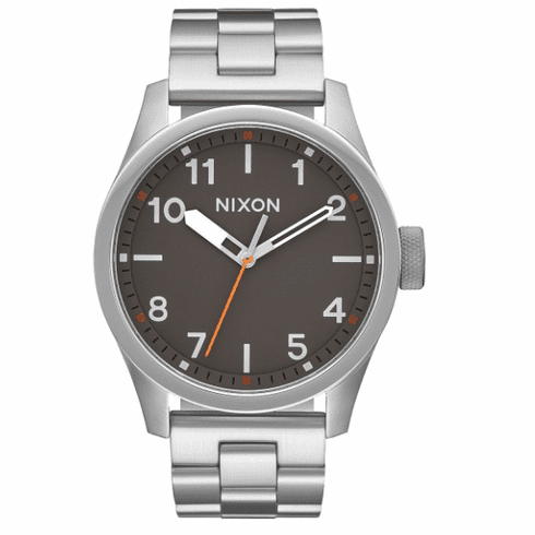 Nixon Safari Watch<br>Gunmetal