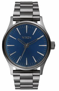 Nixon Sentry 38 SS Watch<br>Unisex