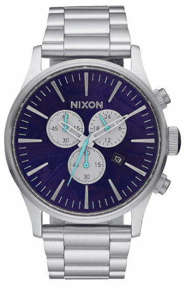 Nixon Sentry Chrono Watch<br>Mens