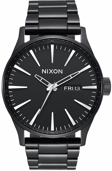 Nixon Sentry SS Watch<br>All Black