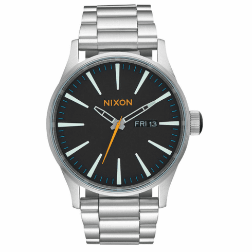 Nixon Sentry SS Watch<br>Black/Multi