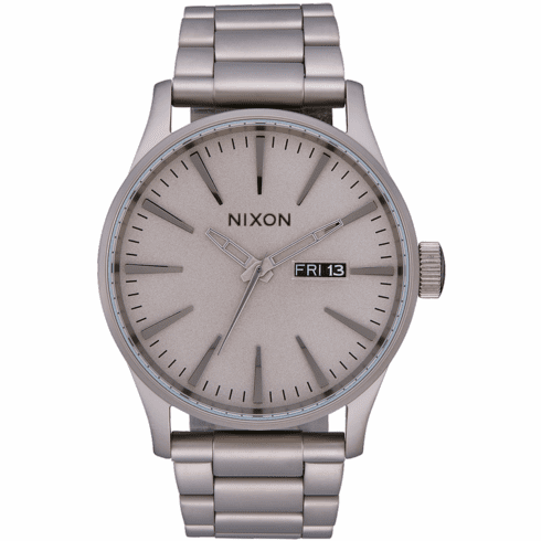 Nixon Sentry SS Watch<br>Dark Steel
