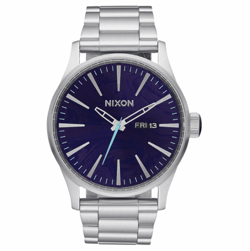 Nixon Sentry SS Watch<br>Purple