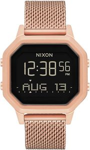 Nixon Siren Milanese Watch<br>Ladies
