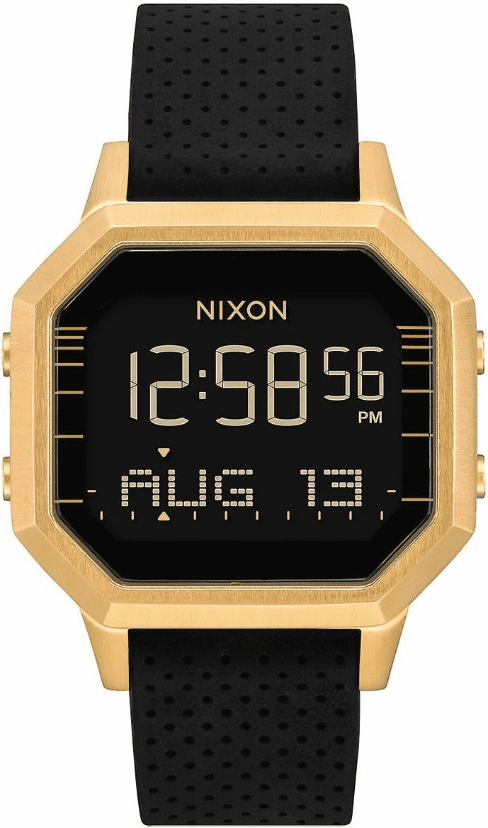 Nixon Siren SS Watch<br>Gold/Black LH