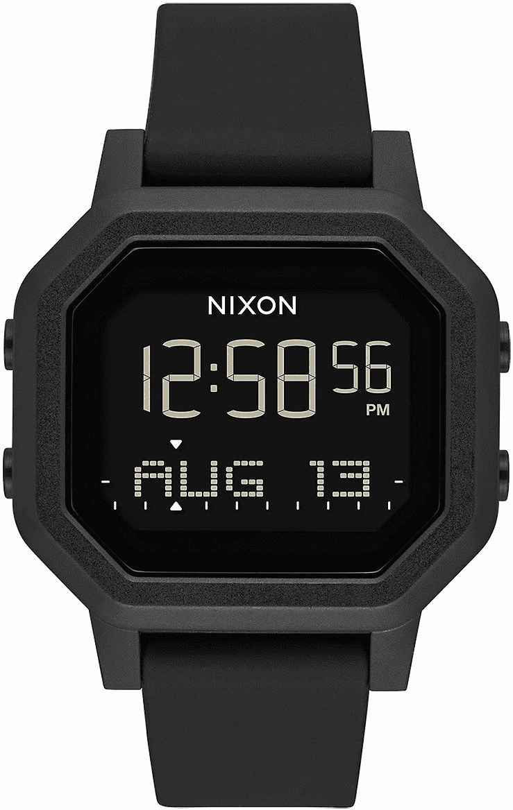 Nixon Siren Watch<br>All Black
