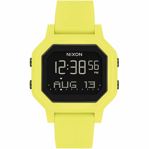 Nixon Siren Watch<br>Citrus