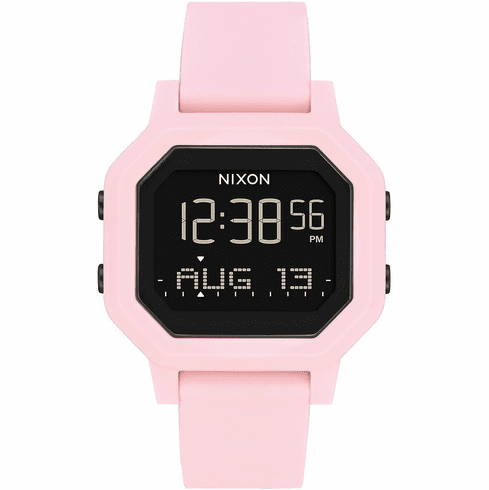 Nixon Siren Watch<br>Pale Pink