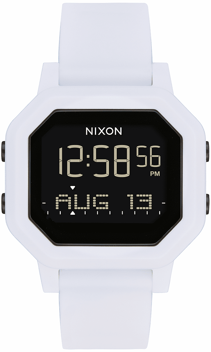 Nixon Siren Watch<br>White