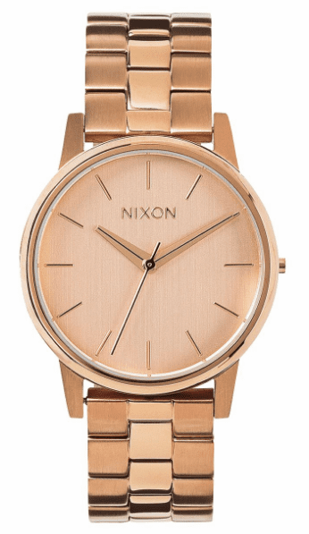 Nixon Small Kensington Watch<br>All Rose Gold