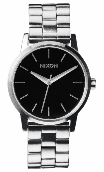 (SALE!!!) Nixon Small Kensington Watch<br>Black