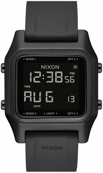 Nixon Staple Watch<br>Black