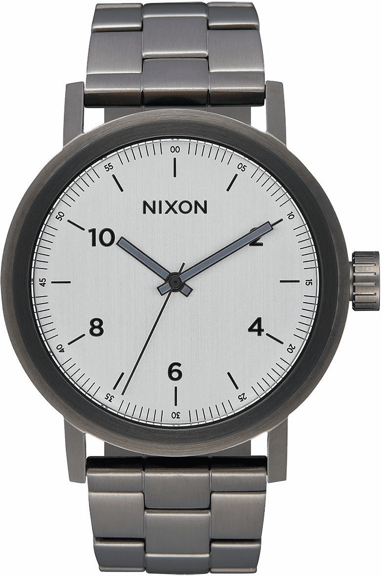 Nixon Stark Watch<br>All Gunmetal/Silver