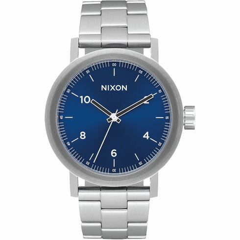 Nixon Stark Watch<br>Blue Sunray