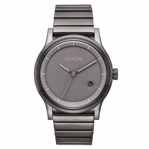 (Sale!!!) Nixon Station Watch<br>All Gunmetal
