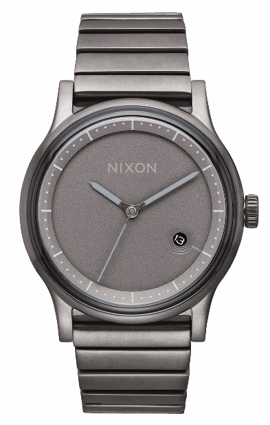 Nixon Station Watch<br>All Gunmetal