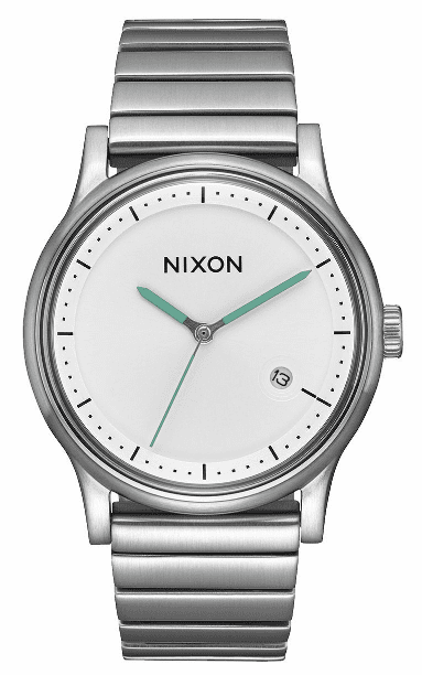 (SALE!!!) Nixon Station Watch<br>White
