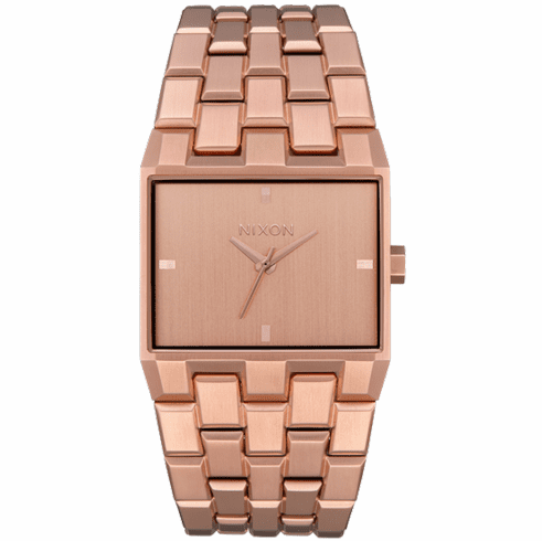 Nixon Ticket Watch<br>All Rose Gold