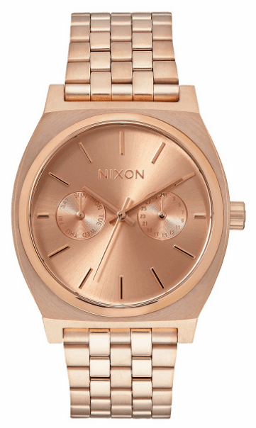 Nixon Time Teller Deluxe Watch<br>Unisex