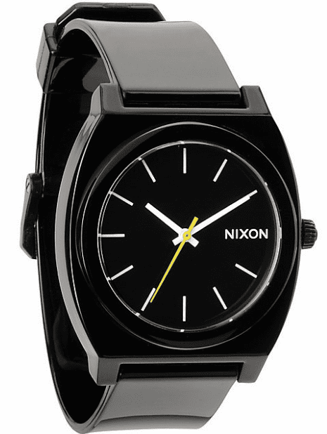Nixon Time Teller P Watch<br>Black