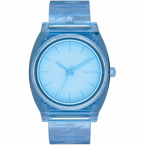 (SALE!!!) Nixon Time Teller P Watch<br>Blue/Nixon