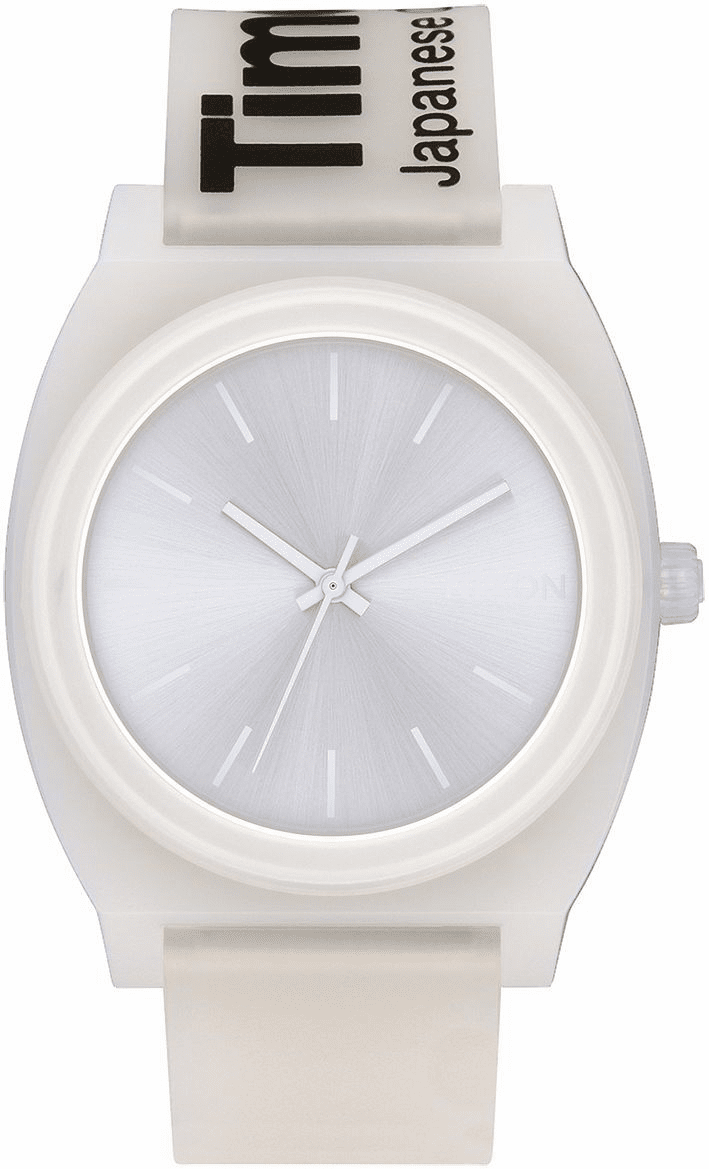 Nixon Time Teller P Watch<br>Invisi-Gray