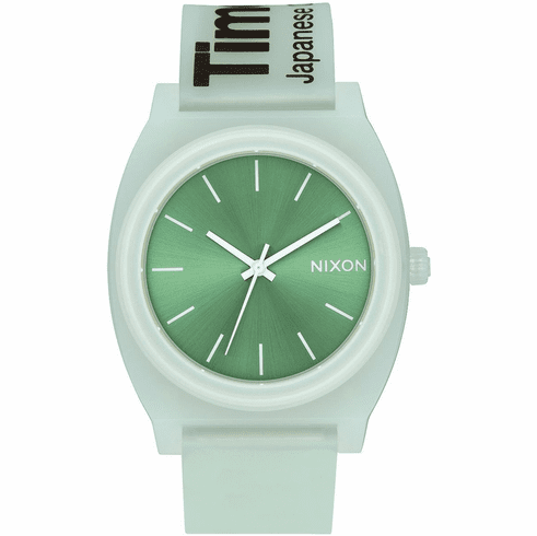 Nixon Time Teller P Watch<br>Invisi-Mint