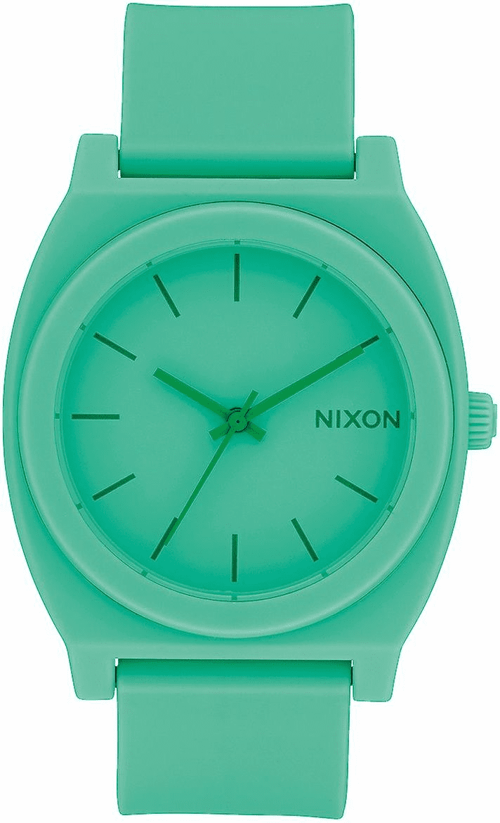 Nixon Time Teller P Watch<br>Matte Spearmint