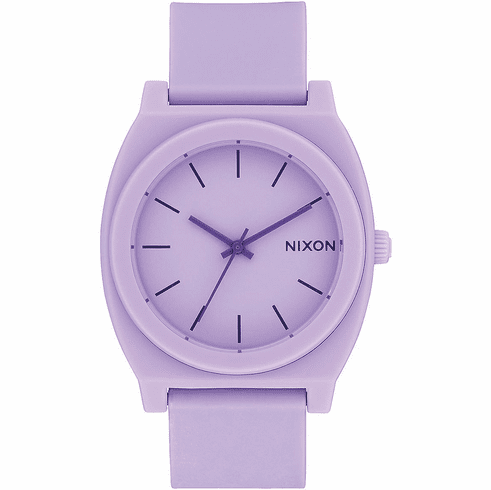 Nixon Time Teller P Watch<br>Matte Violet