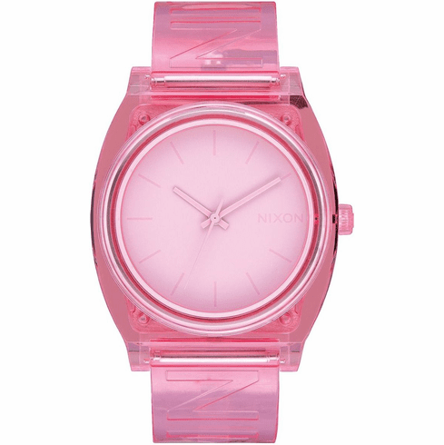 Nixon Time Teller P Watch<br>Pink/Nixon