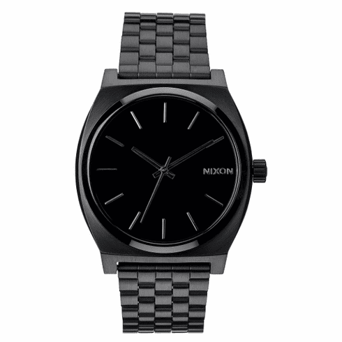 Nixon Time Teller Watch<br>All Black