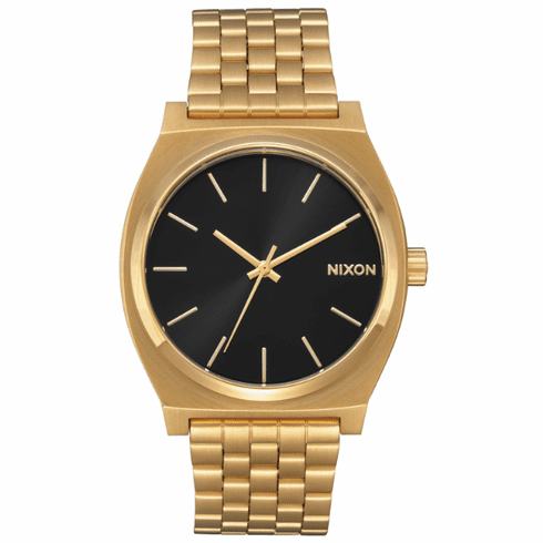 Nixon Time Teller Watch<br>All Gold/Black Sunray