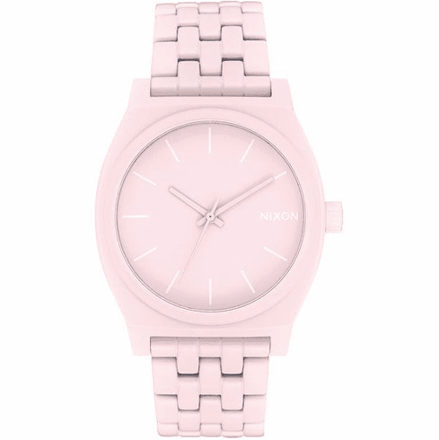 Nixon Time Teller Watch<br>All Matte Petal