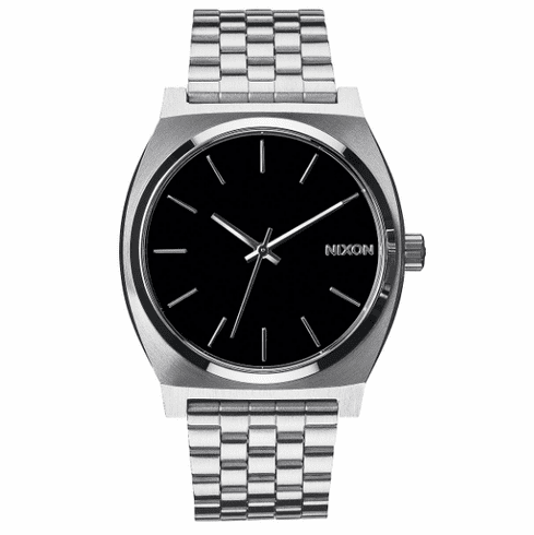 Nixon Time Teller Watch<br>Black