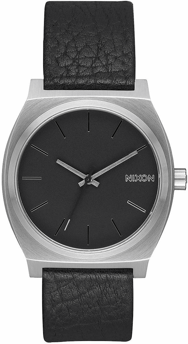 (SALE!!!) Nixon Time Teller Watch<br>Black/Gunmetal/Black