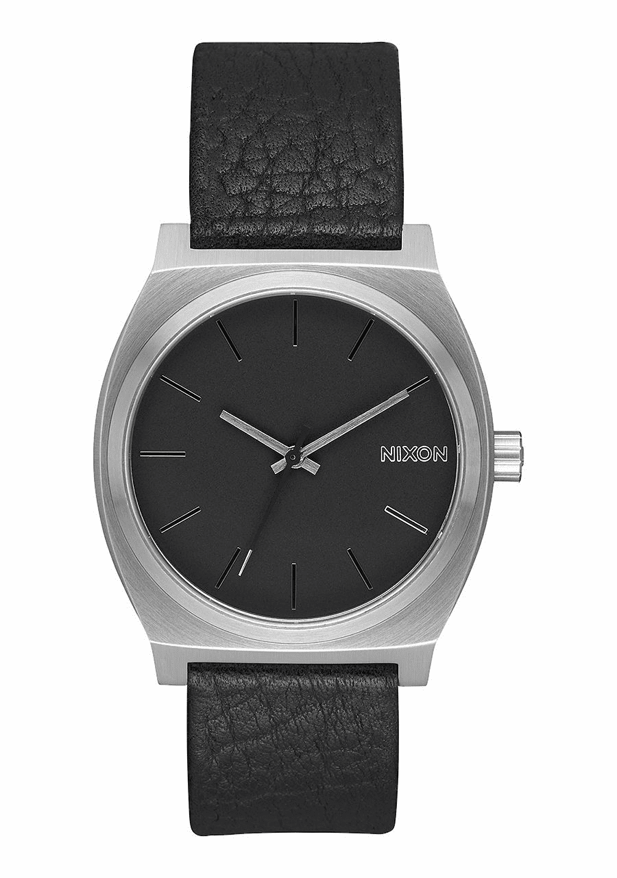Nixon Time Teller Watch<br>Black/Gunmetal/Black