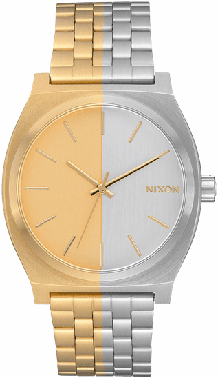 Nixon Time Teller Watch<br>Gold/Split