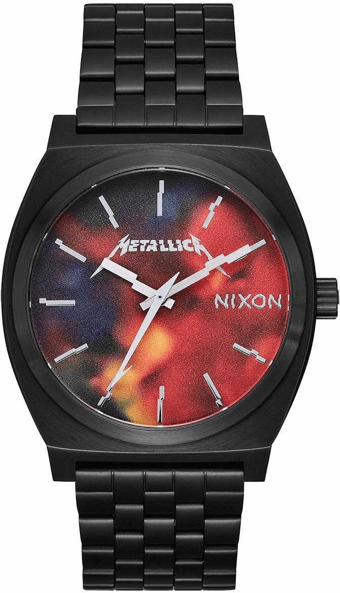 Nixon Time Teller Watch<br>METALLICA X NIXON<br>Hardwired