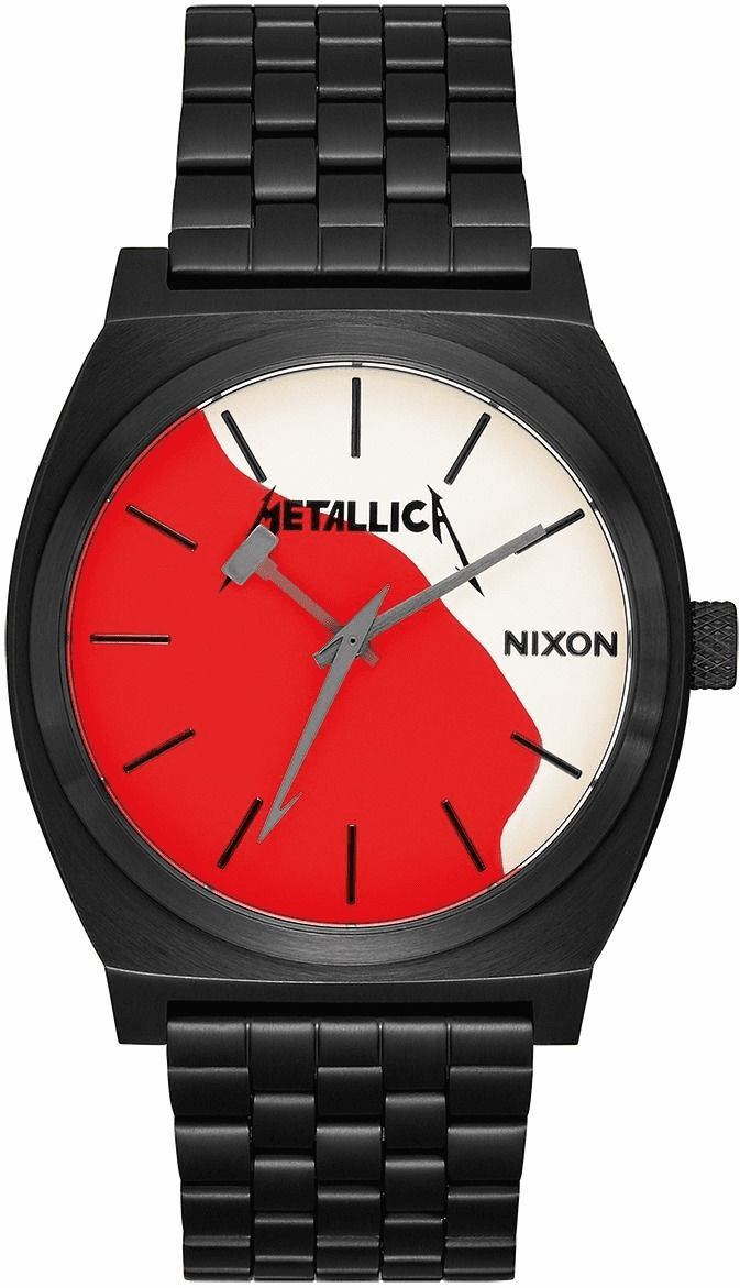 Nixon Time Teller Watch<br>METALLICA X NIXON<br>Kill Em All