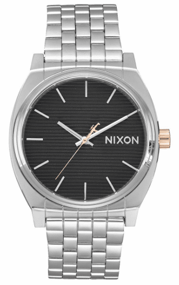 Nixon Time Teller Watch<BR>STAR WARS X NIXON<br>Phasma Black